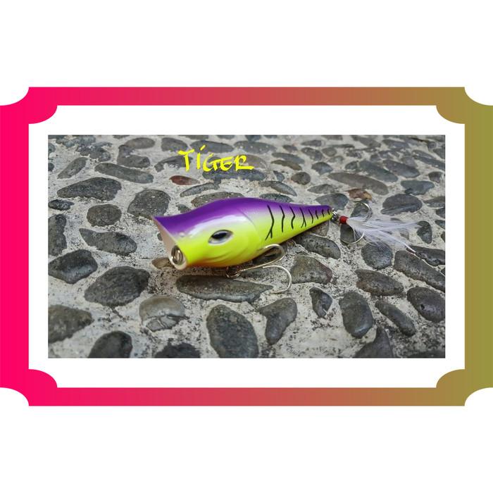 Abu Garcia Rocket Popper Surface Bass Fishing Lures