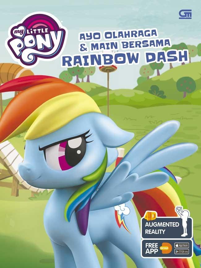 Jual My Little Pony Ayo Olahraga Main Bersama Rainbow Dash By Hasbro Jakarta Barat Bukugalileo Tokopedia