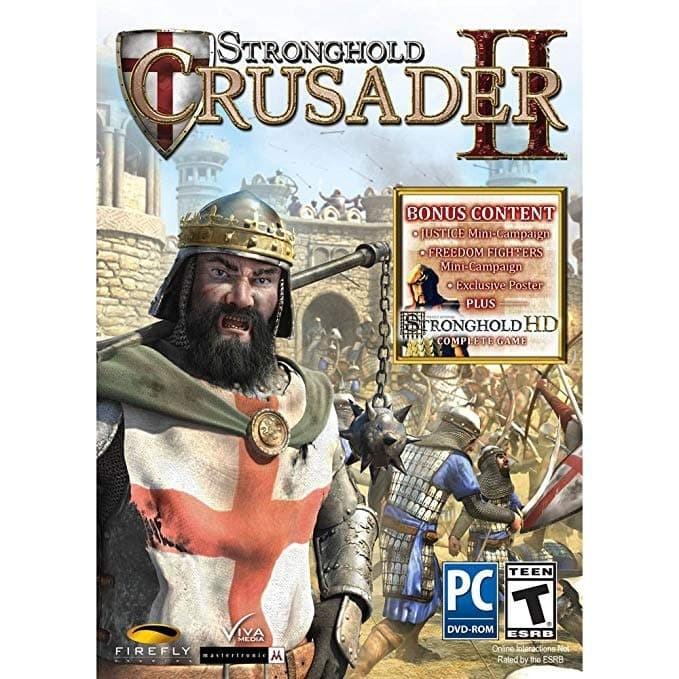 Foto Produk Pc Games Stronghold Crusader 2 dari Bodo Amat