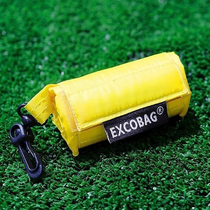Foto Produk Tas Belanja Praktis EXCOBAG ROLL BAG 1 pc dari Hepiilee