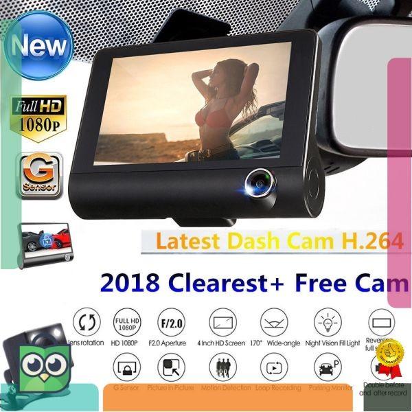 1080P HD Car DVR Video Recorder Night Vision G Sensor Camera Vehicle Dash Cam KK
