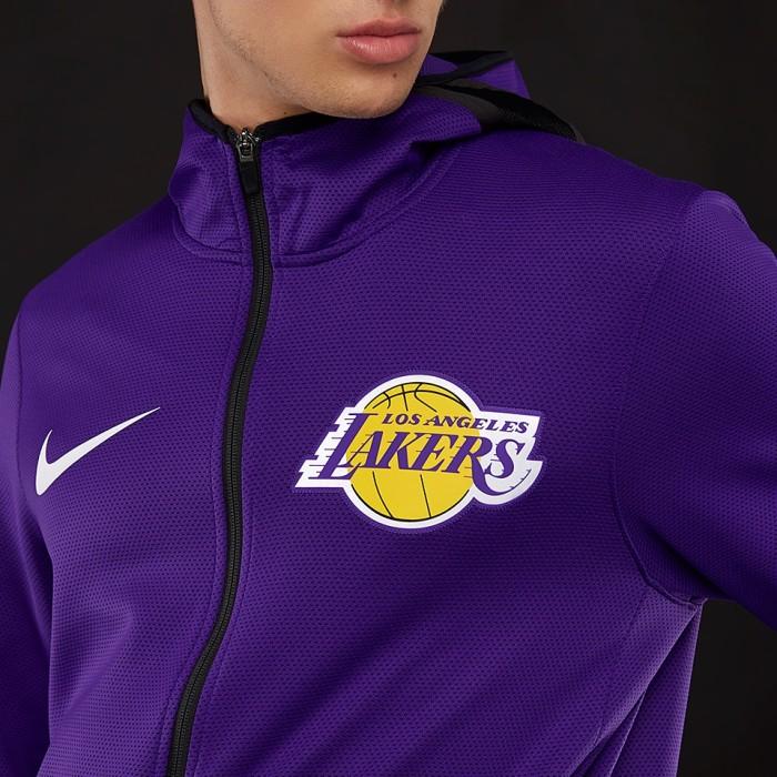 Jual SALE Nike NBA Los Angeles Lakers Therma Flex Showtime Hoodie Field P Kab. Cilacap A.T.P SPORTS | Tokopedia
