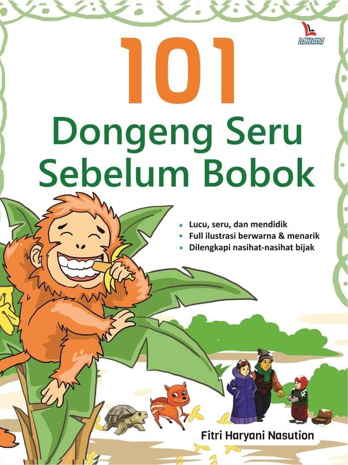 Jual Buku 101 Dongeng Sebelum Bobok Laksana Kab Bantul Elbustane Bookstore Tokopedia