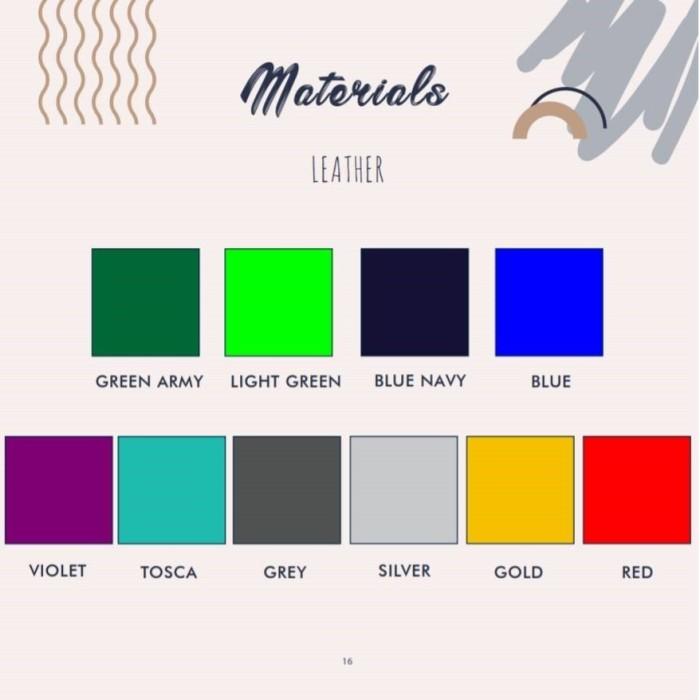 Foto Produk KSJ Leather Paint 30ml . Cat Sepatu Kulit Rubber Midsole Boost dari juragan pasar fashion