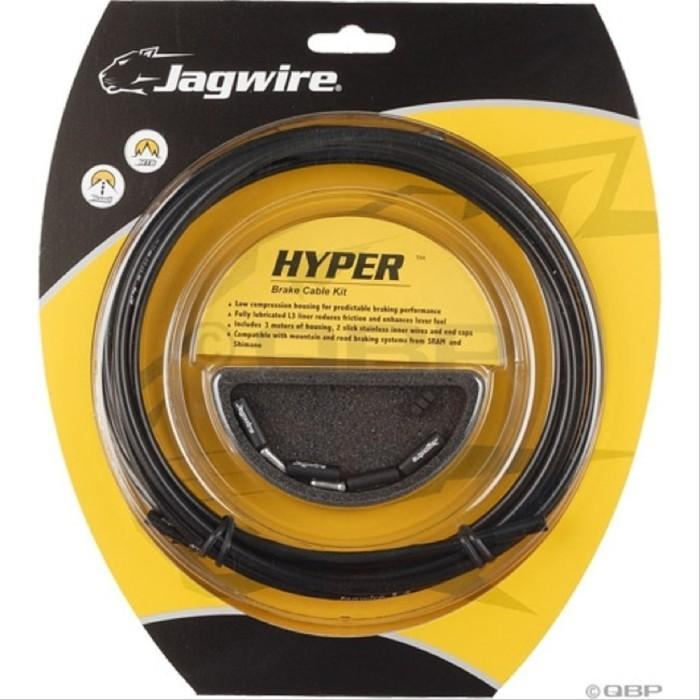 Jagwire Hyper Derailleur Cable Kit
