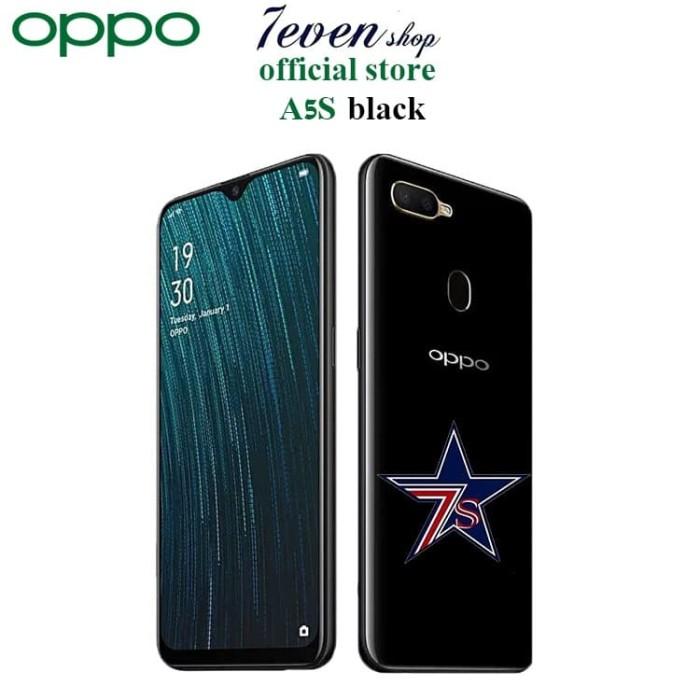 harga Oppo a5s ram 2 gb internal 32 gb garansi resmi - hitam Tokopedia.com
