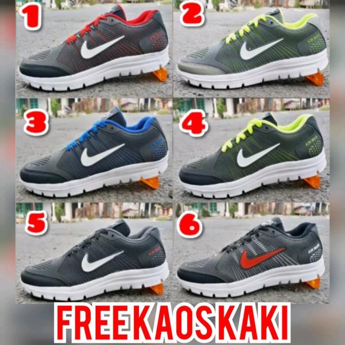 Sepatu nike airmax running original impor vietnam lari senam futsal a