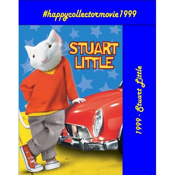 Jual Dvd Stuart Little 1999 Jakarta Selatan Happyc Shop Tokopedia
