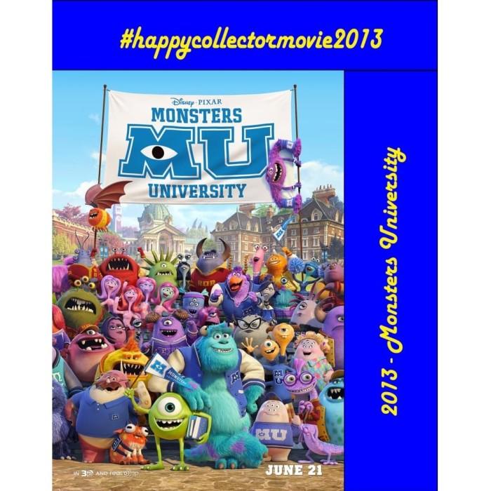 Jual Dvd Monsters University 2013 Jakarta Selatan Happyc Shop Tokopedia