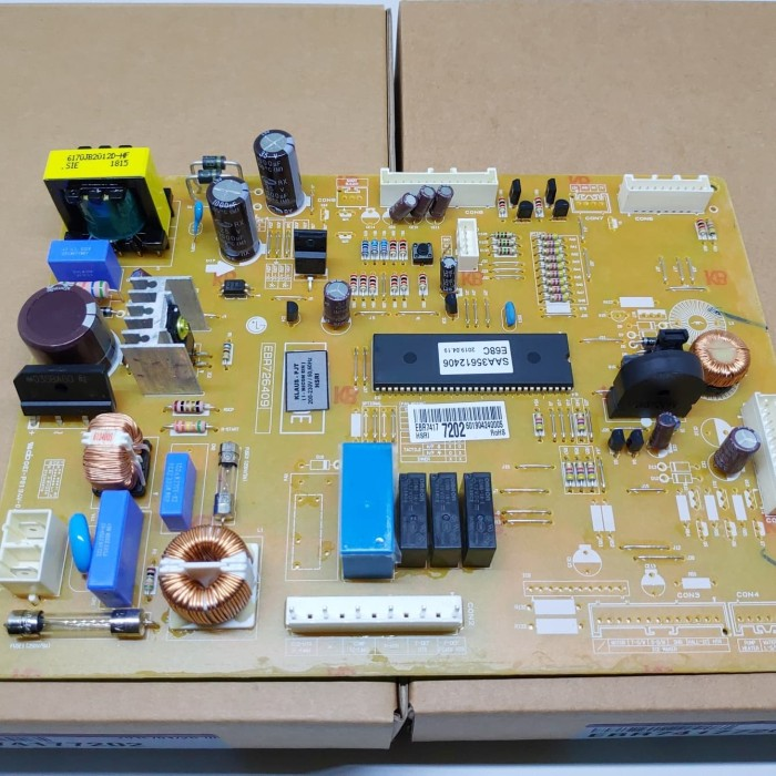 Jual Modul PCB Kulkas LG EBR741772 EBR74177202 Original ...