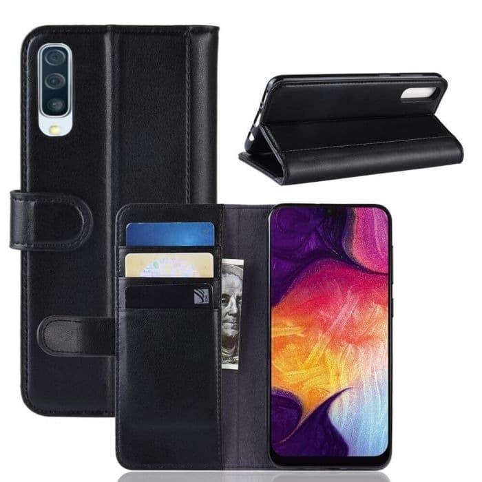 Foto Produk Samsung Galaxy A30S Flip Wallet Dompet Leather Kulit Cover Case Casing dari 17 Agustus
