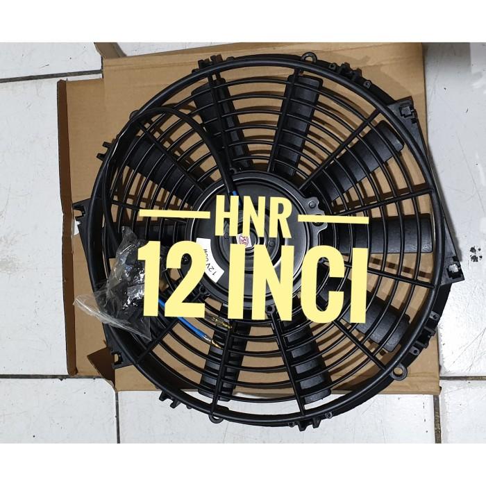 Foto Produk Extra Fan 12 Inchi extrafan 12 inci 12V AC Mobil Kipas Baco dari HnRIndonesia
