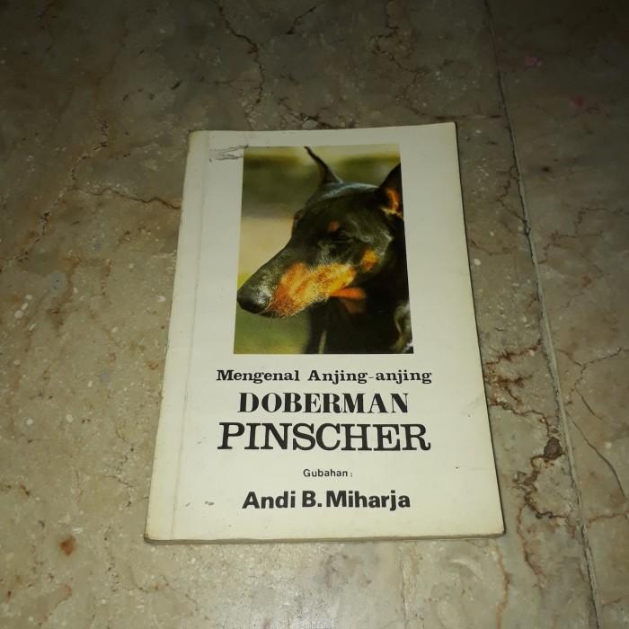 Jual Mengenal Anjing Anjing Doberman Pinscher Jakarta Barat Angkasa Book Store Tokopedia