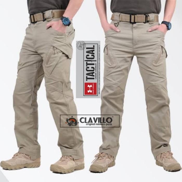 Foto Produk CELANA TACTICAL CLAVILLO UNDERARM*UR HIGHT PREMIUM/CELANA PDL CARGO dari R&A Leather