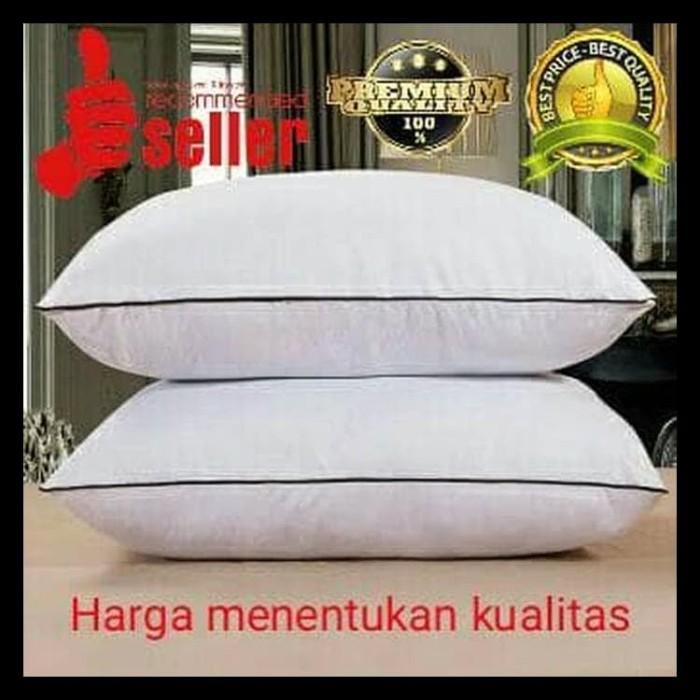 Jual Promo Murah Meriah Promo Exclusive Luxury Bantal Hotel Bintang 5 Jakarta Barat Farid Collections Tokopedia