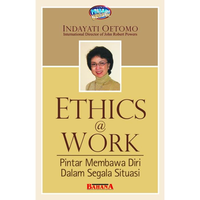 Jual Ethics Work Kab Sleman Toko Buku Andi Offset Tokopedia