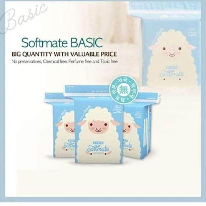 harga Softmate basic tissue Tokopedia.com