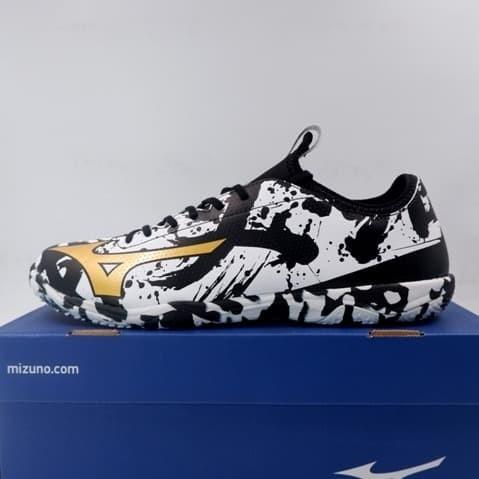 harga Sepatu futsal mizuno basara sala pro in white gold q1ga193109 original Tokopedia.com