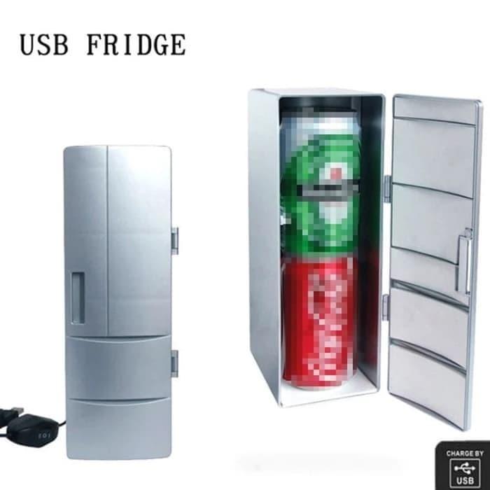 Mini Refrigerator Office Creative Small