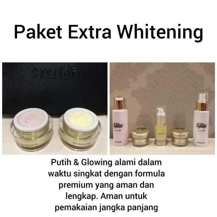 Foto Produk Paket Extra Whitening dari everlove skincare