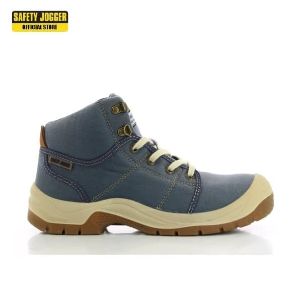 Foto Produk SEPATU SAFETY JOGGER DESERT NAVY S1P - 39 dari Safety Jogger Shoes ID