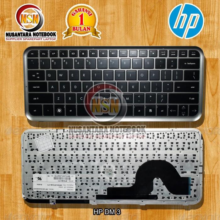 Jual Keyboard Laptop Hp Pavillion Dm3 Dm3 1001au Dm3 1032tx 580687 00 Jakarta Pusat Nusantara Part Laptop Tokopedia