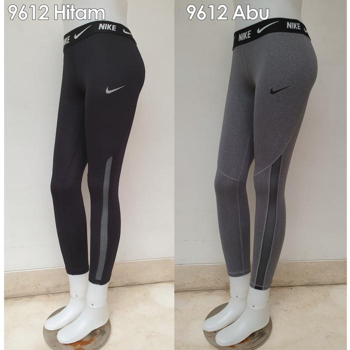 Jual Celana Legging Sport Wanita Panjang Nike Grade Premium Promo Jakarta Barat Agel Tokopedia