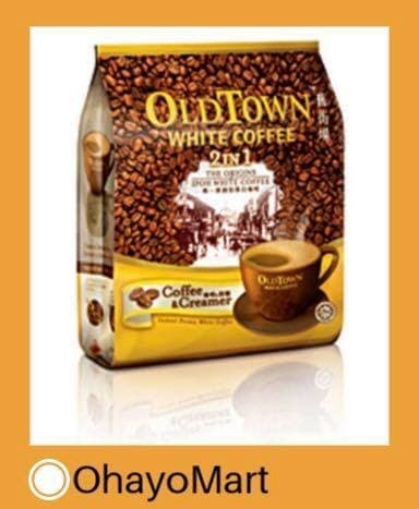 Foto Produk Old Town White Coffee 2 In 1 PALING MURAH dari darilynn