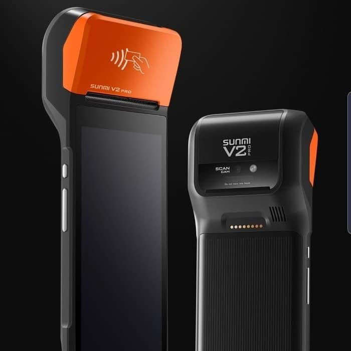 harga Sunmi v2 pro nfc 4g lte wifi pos printer barcode camera os android 7.1 Tokopedia.com