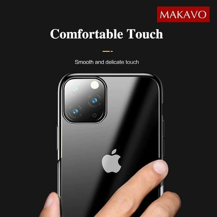 Jual Case Iphone Crome Plating Softcase Apple Iphone 11pro Max