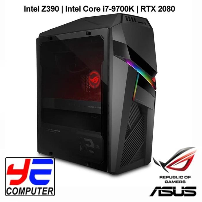 Jual Asus Rog Strix Gl12 Gl12cx I7r84t Gaming Desktop Pc Jakarta Pusat Ye Computer Tokopedia