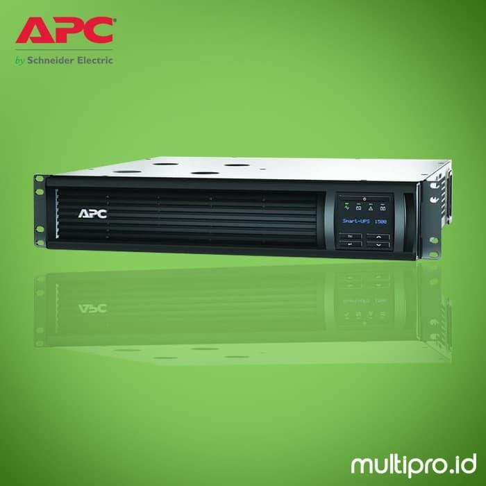 harga Ups apc smt1500rmi2uc smart-ups 1500va lcd rm 2u 230v smartconnect Tokopedia.com