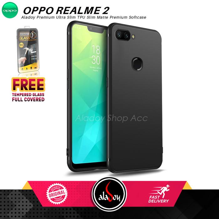 Foto Produk Aladoy Case Oppo Realme 2 Premium Casing Ultra Slim Softcase dari Aladoy Shop Acc