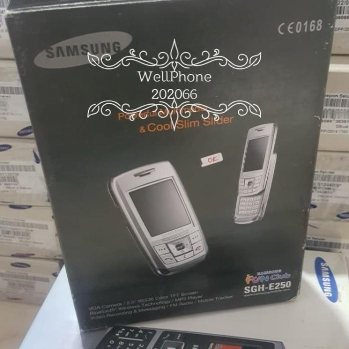 Foto Produk SAMSUNG JADUL SGH-E250 RESMI SAMSUNG ERAJAYA Indonesia dari Wellphone Shop