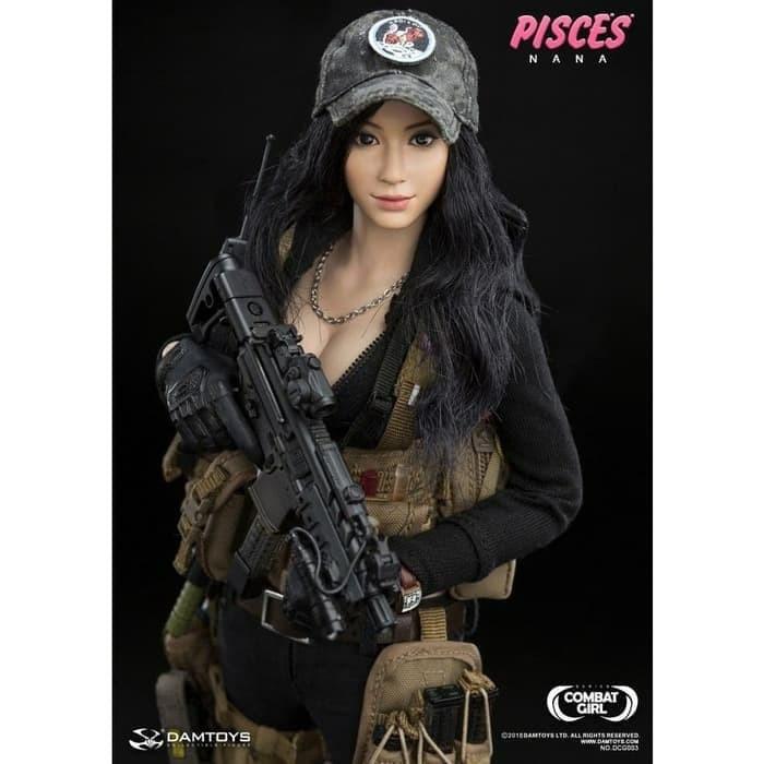 Pouches Set x5-1//6 Scale Very Cool Action Figures Villa Female Soldier