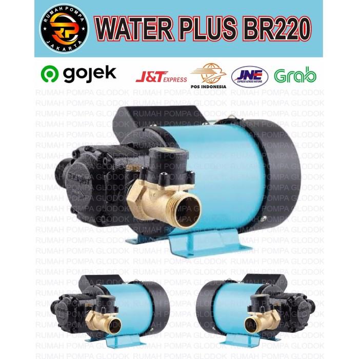 Jual Pompa Booster Waterplus Br 220dpa Pompa Pendorong Water Heater 100 Jakarta Barat Rumah Pompa Glodok Tokopedia