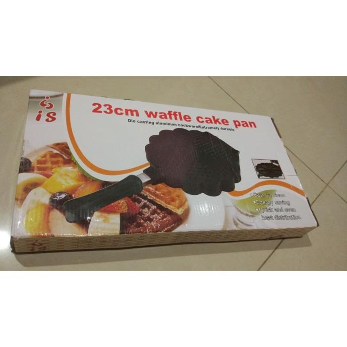 Foto Produk cetakan kue waffle / cetakan wafel dari ADES homestore