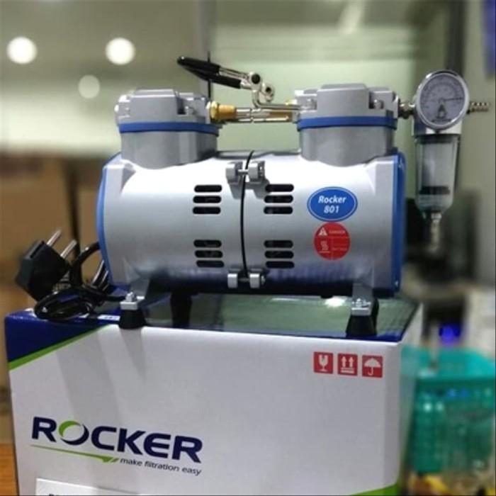 Jual Rocker 801 Oil Free Vacuum Pump Merk Rocker Limited Stok Kab Semarang Nabila2store Tokopedia