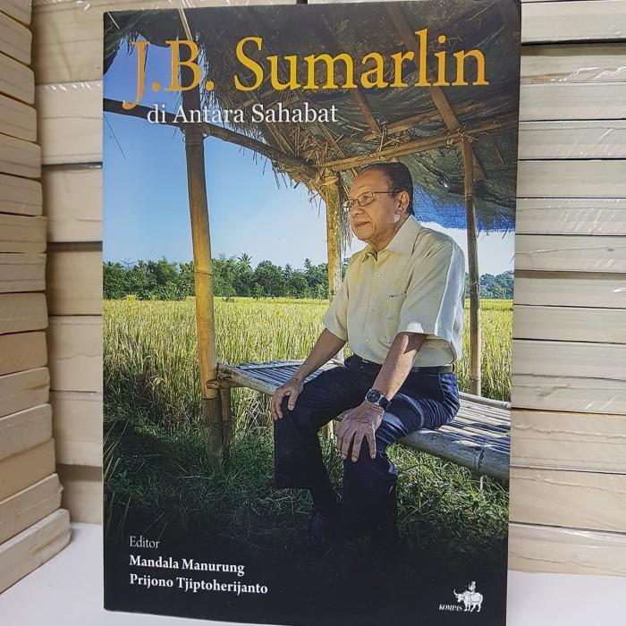 Foto Produk Buku J.B.Sumarlin di Antara Sahabat dari Qeena Books Official