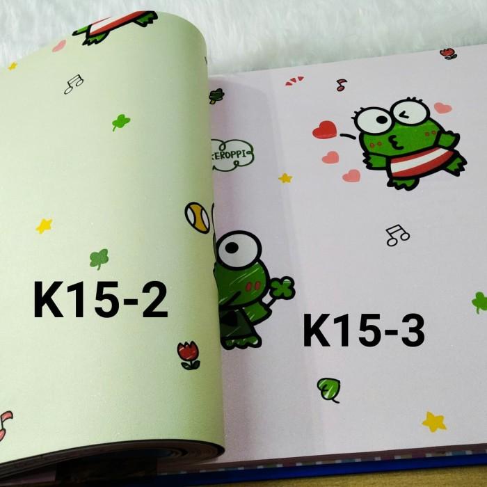 Jual Wallpaper Dinding Anak Motif Keroppi Kid S Kota Bekasi Indah Wallpaper Tokopedia