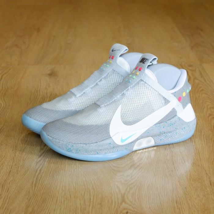 Jual Nike Adapt Bb Mag Kab Tangerang Charcoal Tokopedia