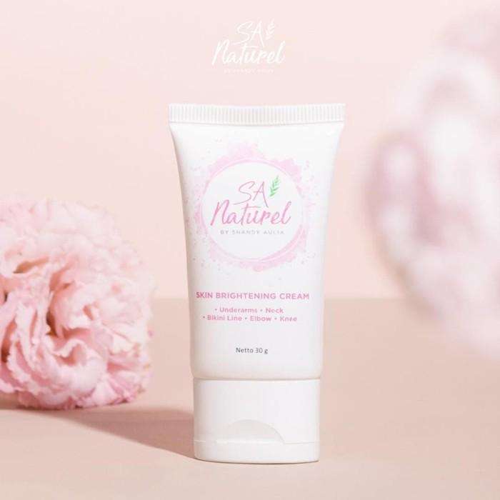 Foto Produk READY STOK ORIGINAL SA Naturel Skin Brightening Cream by Shandy Aulia dari Distributor Cream RD ORI