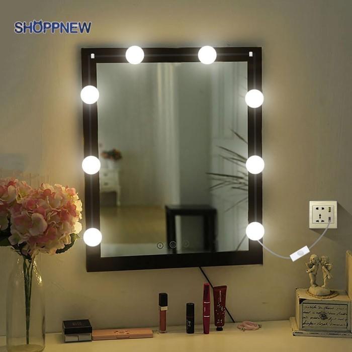 10pcs Led Makeup Mirror Light Bulb