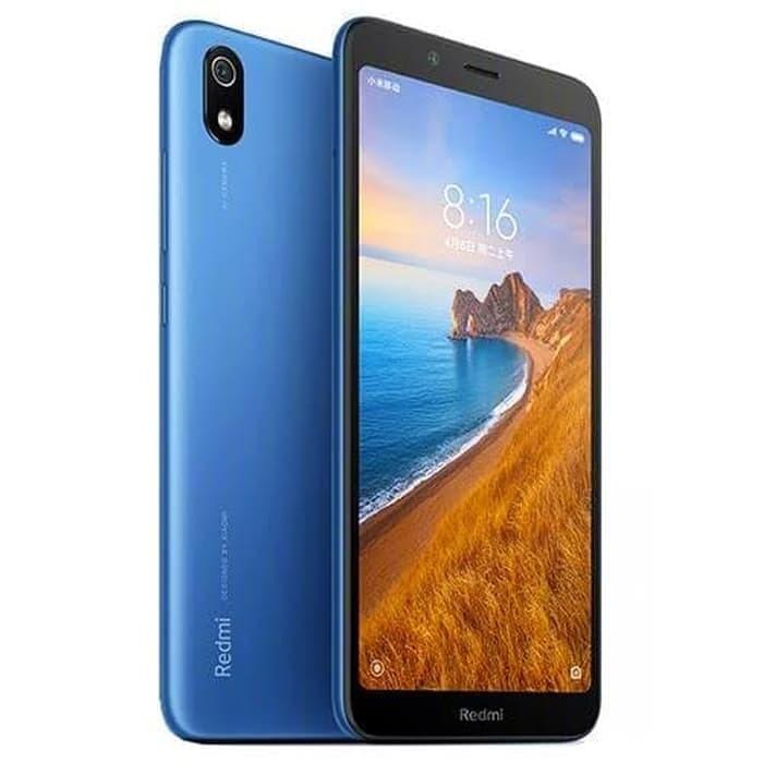 harga Handphone redmi 7 ram 3/32 black/blue garansi resmi tam Tokopedia.com