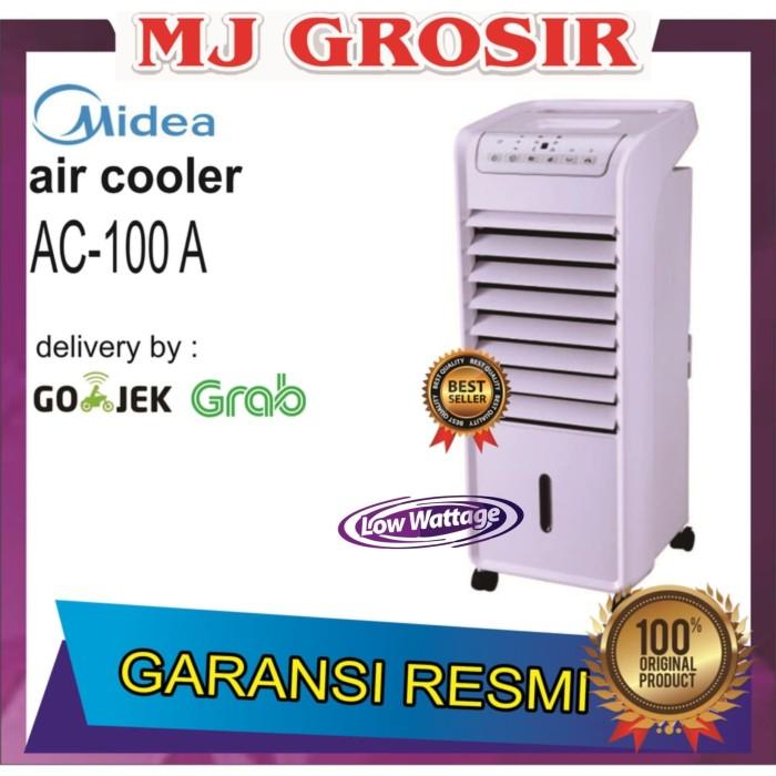 harga Promo air cooler midea ac 100 a ac100a pendingin ruangan hemat listrik Tokopedia.com