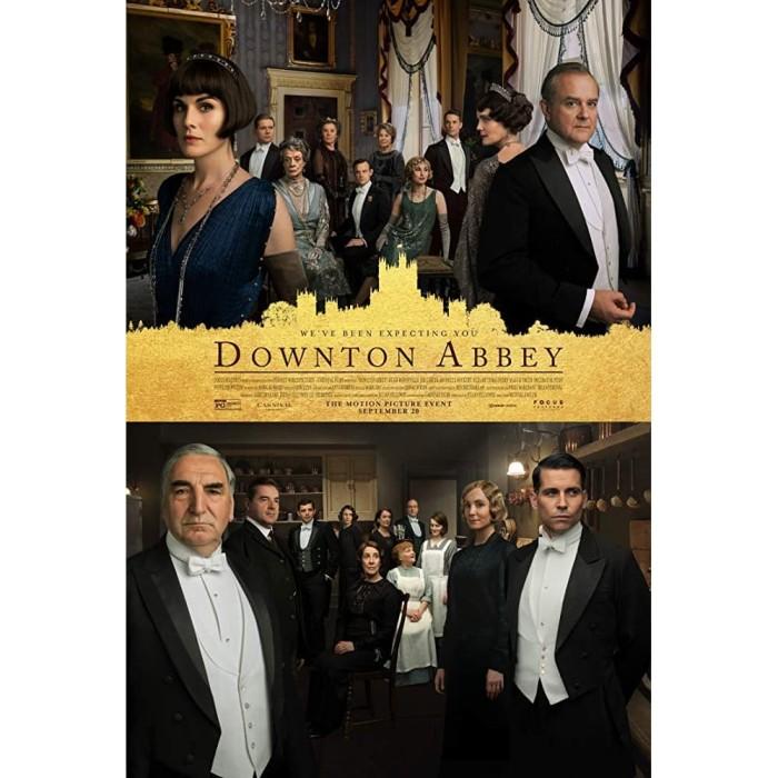 Jual Film Dvd Downton Abbey 2019 Teks Indonesia Play Dvd Kota Bandung Invisible Anime Toku Tokopedia