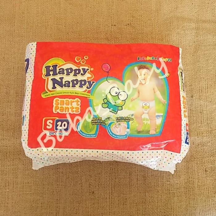 Foto Produk HAPPY NAPPY PANTS S20 dari Baba Baby popok&susu
