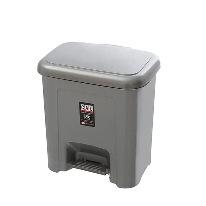 Foto Produk Tempat Kotak Sampah Plastik Injak Segi 20 Liter Shinpo Best Quality dari darilynn