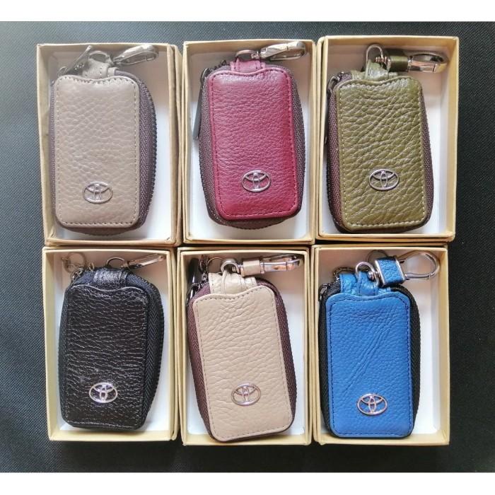 Foto Produk Dompet STNK Kulit Asli, Domet STNK Mobil, Dompet STNK Toyota, Kotak dari Next G21