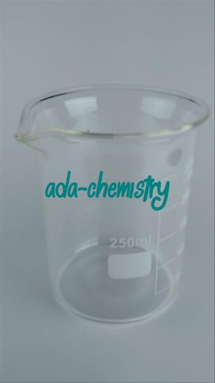 Jual Beaker Glass Gelas Kimia Gelas Piala 250 Ml Perkakas Jakarta Selatan Uutamastore